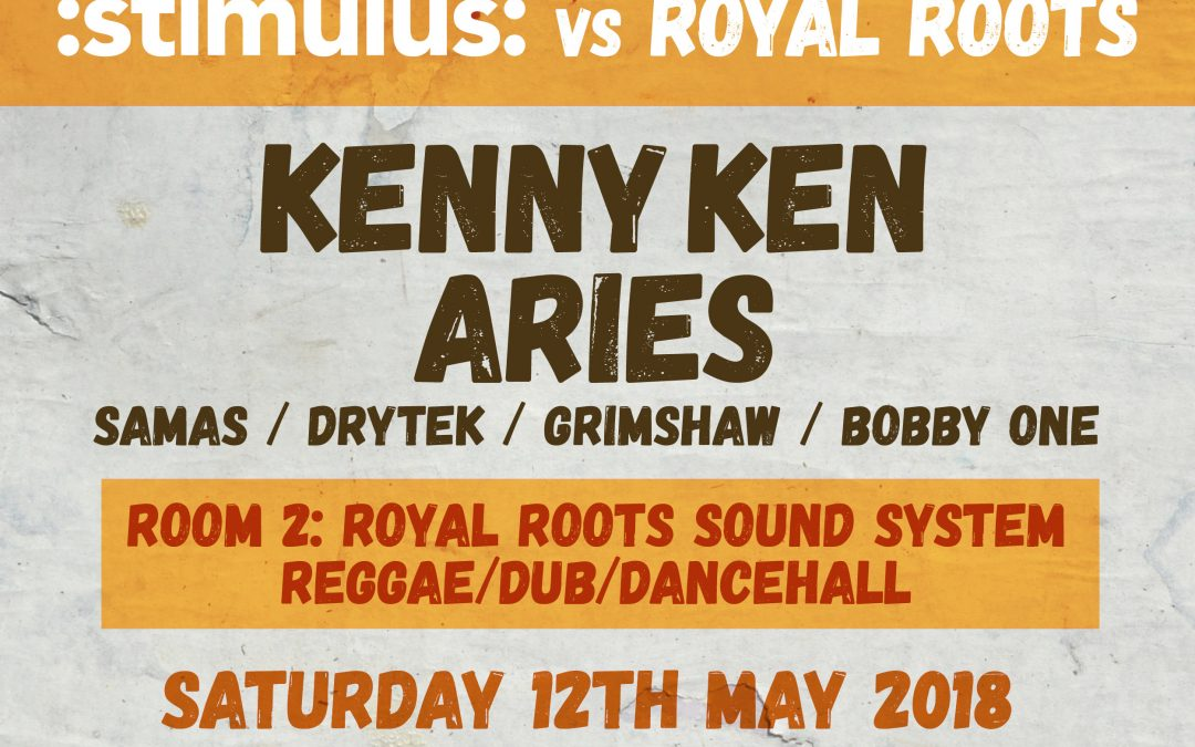 Kenny Ken / Aries / Royal Roots